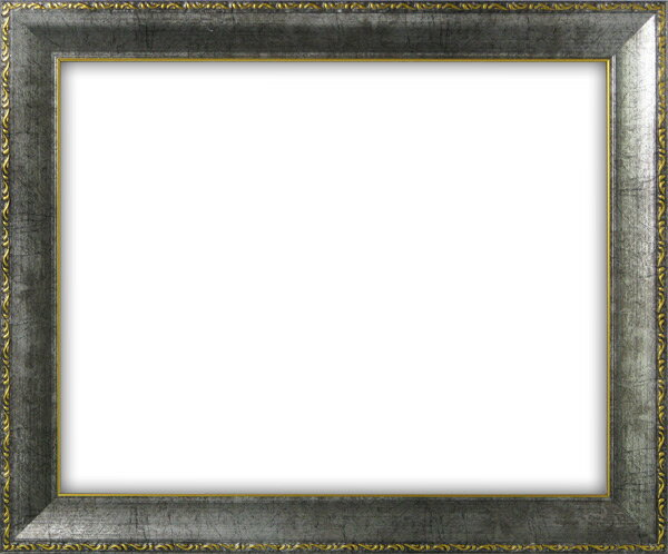賞状額縁 8139/シルバー 七五(424×303mm)☆前面ガラス仕様☆