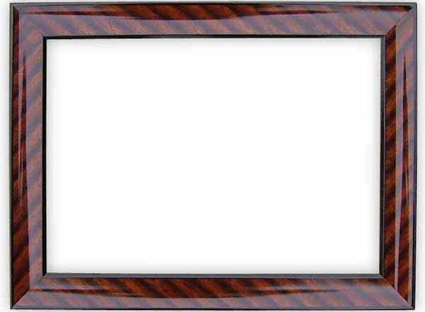 賞状額縁 「金ラック」 八二サイズ(394×273mm)☆前面ガラス仕様☆【金ラック/八二/ガ】【bt-st】