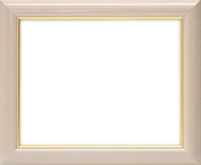 デッサン額縁30009/パールピンク三三サイズ(606×455mm)【木製額縁】【デッサン額縁】正面画像