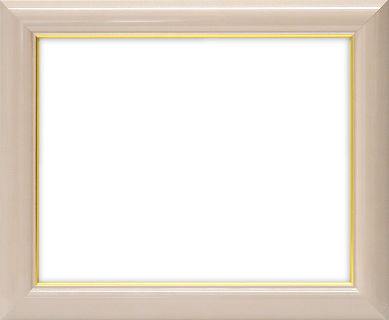 デッサン額縁 30009/パールピンク 小全紙サイズ(660×509mm)☆前面ガラス仕様☆
