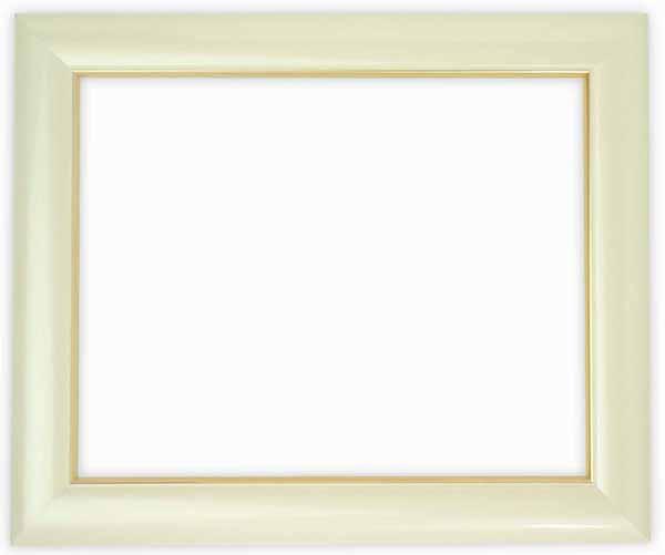 【アウトレット】デッサン額縁 30009/パールホワイト A3サイズ(420×297mm)専用☆前面ガラス仕様☆【ア/30009/Pホワイト/A3】