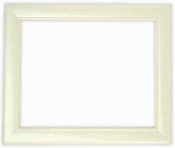 デッサン額縁 5590/パールホワイト 小全紙サイズ(660×509mm)☆前面ガラス仕様☆