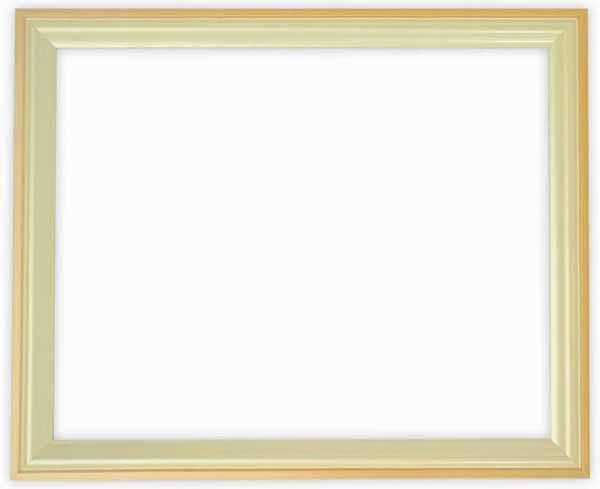 デッサン額縁 5654/パールオレンジ 小全紙サイズ(660×509mm)☆前面ガラス仕様☆