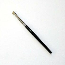 熊野筆 アイブローブラシ(ななめ平)