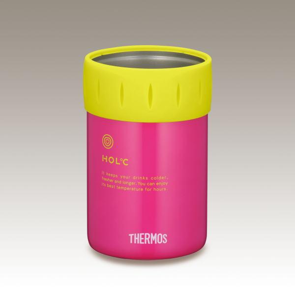 サーモス 真空断熱保冷缶ホルダー JCB-351 P