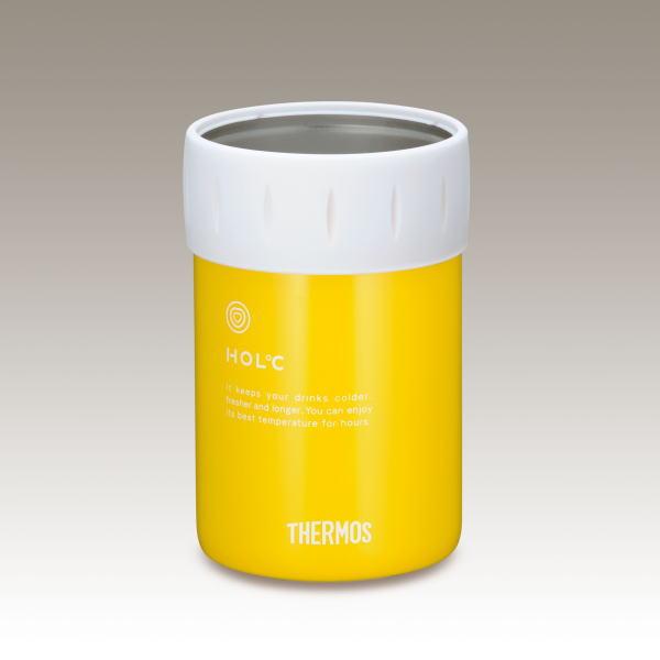 サーモス 真空断熱保冷缶ホルダー JCB-351 Y