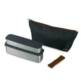 お弁当箱 サーモス フレッシュランチボックス815ml DSA-802W K