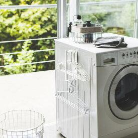 tower マグネット洗濯ハンガー収納フックS タワー ホワイト