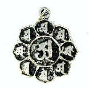 曼荼羅ペンダントヘッド胎蔵界曼荼羅(WM製)