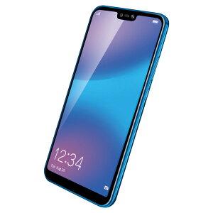 Huawei P20 lite用フィルム光沢透明BLC