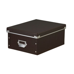 収納ボックス 書類ボックス おしゃれ ストックボックス パルプストックボックス 硬質パルプ 北欧 FBB-S-BK FBB-S-W FBB-S-NA FBB-S-R FBB-S-S