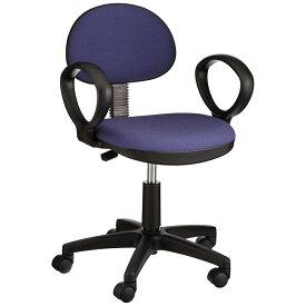 パソコンチェア クッションパソコンチェア オフィスチェア 椅子 疲れにくい RZC-N03BL
