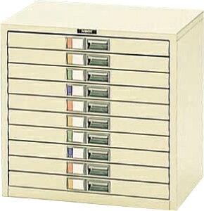 収納ボックス フロアケース ワイドケース 書類ボックス 収納ケース 書類ケース 引き出し 書類収納 スチール SA3-10