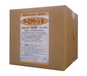 アースクリーンK 厨房油処理剤 T-062(中性タイプ18L)