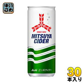 Asahi mitsuya cider 250 ml cans 30 pieces []