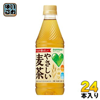 500 ml of 24 barley tea pet Motoiri [tea むぎ tea caffeine zero DAKARA] where Suntory GREEN DA, KA, RA( グリーンダカラ) is kind to