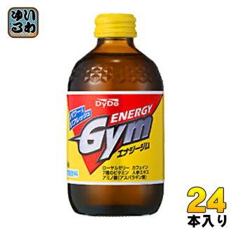 Daidoh能源健身房240ml瓶24条装[ENERGY GYM碳酸饮料功率恢复精力]