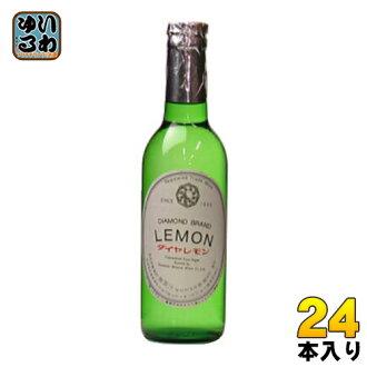 다이아몬드 레몬 330ml 병 24 개입