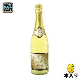 ネオブュル デュク・ドゥ・モンターニュ 750ml 瓶 6本入〔スタッセン デュク・ドゥ・モンターニュ スパークリングワイン ノンアルコール〕