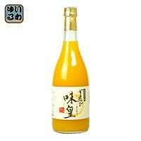 果樹園紀の国有田みかんの味皇(あじおう)720ml瓶2本入