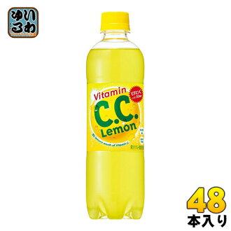 500 ml of 24 *2 Suntory C.C. lemon pet Motoiri bulk buying [CC lemon]