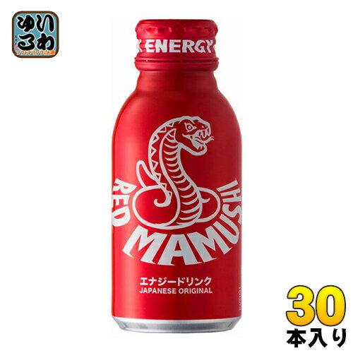 日興薬品 レッドマムシ 100ml ボトル缶 30本入〔エナジードリンク マムシ 赤マムシ〕