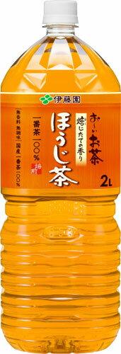 伊藤園お〜いお茶ほうじ茶2Lペットボトル12本(6本入×2まとめ買い)