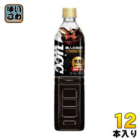 UCC 職人の珈琲 無糖 930ml ペットボトル 12本入 〔コーヒー〕