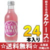 IE soda soda pink Dragon 200 ml bottle 24 pieces