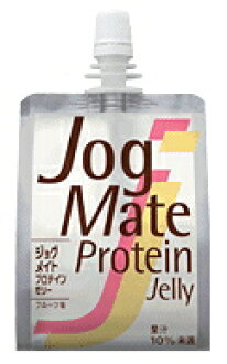 Large mounds made by jogmate protein jelly 180 g pack 24 bag []
