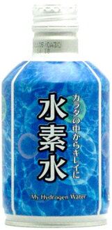 It is canned hydrogen water 300 g bottle 23 Motoiri from CHUKYOIYAKUHIN body neatly