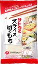 【処分:賞味期限(2017/07/31)】佐藤食品 サトウのスライス切りもち (5枚×3袋) 20袋入