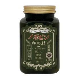 【日本製】 紀陽除虫菊 薬用 入浴剤 ノボピン 松の精 500g