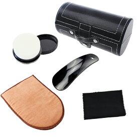 靴磨きセット 革靴 シューケアセット 靴磨き お手入れ 手入れコンパクトで便携帯 シューケアシューケアボックス セット グローブ靴磨きセット ケア用品シューケア初心者もプロ並みに仕上がる 初心者向 靴磨きセットグローブ靴磨き