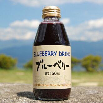 *6部蓝莓饮料50%200ml