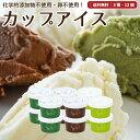 送料無料 アイスクリーム 詰め合わせ 12個 無添加 ギフト スイーツ 卵不使用 オーガニック グラスフェッド 有機 お取り寄せ [冷凍] gift timesale