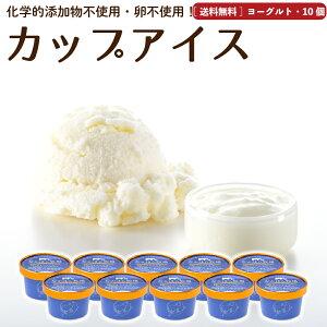 お中元 ギフト アイスクリーム 10個 ヨーグルト 送料無料 卵不使用 無添加 詰め合わせ スイーツ グラスフェッド 有機 お取り寄せ 送料込み [冷凍] gift