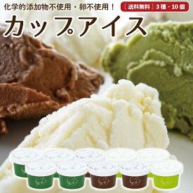お中元 ギフト 無添加 アイスクリーム 10個 送料無料 卵不使用 詰め合わせ スイーツ グラスフェッド 有機 お取り寄せ 送料込み [冷凍] gift june