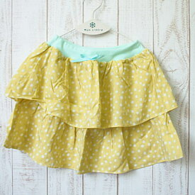 【メール便可】WHIP CREAM(ホイップクリーム)ドットスカート