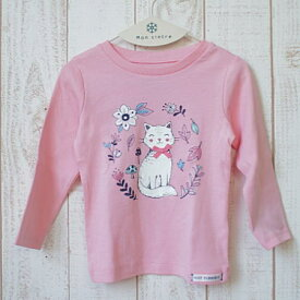 【メール便可】carter's(カーターズ) CAT Tシャツ【楽ギフ_包装】