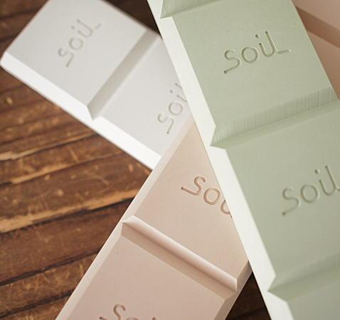【メール便可】soil(ソイル)DRYING BLOCK ドライングブロック 珪藻土調湿剤/珪藻土/乾燥剤/除湿剤/吸湿剤