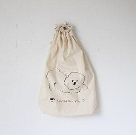"CLASKA Gallery & Shop ""DO""(クラスカ ギャラリー&ショップ ドー) MAMBO コットン巾着 L"