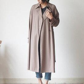 mizuiro-ind(ミズイロインド)トレンチライクコート trench like coat
