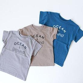 ocean&ground(オーシャン&グラウンド)Jr. Tシャツ