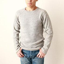 Manual Alphabet(マニュアルアルファベット)ハーフフライスクルーネックTシャツ CREW NECK TEE