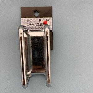 NICE ナイス マルキン印 スチール工具差し 水平器ホルダー 工具ホルダー 2314