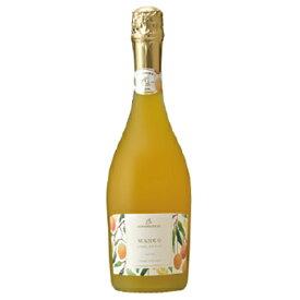 【スパークリングワインセール】ドクターディムース マンゴー スパークリングワイン 750ml 発泡 果実酒 ドイツ フルーツワイン