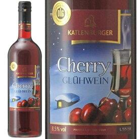 ドクターディムース カトレンブルガー チェリー グリューワイン 750ml ホットワイン Hotwine フルーツワイン ドイツ 果実酒