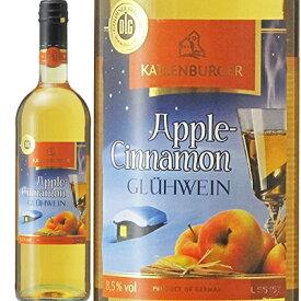 ドクターディムース カトレンブルガー アップルシナモン グリューワイン 750ml ホットワイン Hotwine フルーツワイン リンゴ 林檎 ドイツ 果実酒