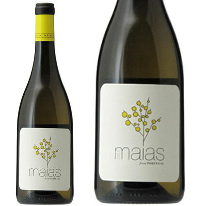 [2013]キンタ・ダス・マイアス マイアス ホワイト 750ml/自然派BIOワイン/ポルトガル/ダンDOC/白ワイ/辛口/1500